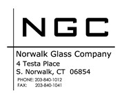 Norwalk Glass Co., Inc.